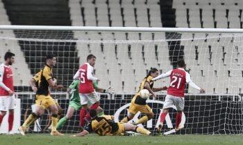 ΑΕΚ: 14 σερί εντός έδρας ματς χωρίς νίκη (vid)