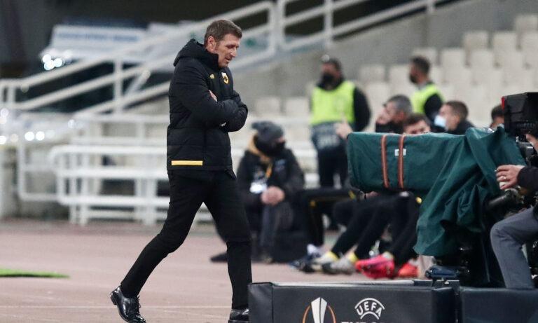 Καρέρα: Η δήλωση για το επίπεδο της ΑΕΚ στον όμιλο του Europa League