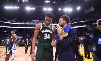 NBA: Ανακοινώθηκε το πρόγραμμα της Christmas Day, κόντρα σε Κάρι ο Γιάννης (pic)