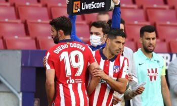 Επικός Ντιέγκο Κόστα: «Τώρα που γύρισα, ο μπ@στ@ρδ0ς ο Σουάρες βάζει δυο γκολ»!