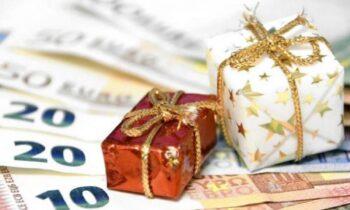 Δώρο Χριστουγέννων: Τη Δευτέρα (21/12) η καταβολή του - Αυτόφωρο αδίκημα αν δεν καταβληθεί