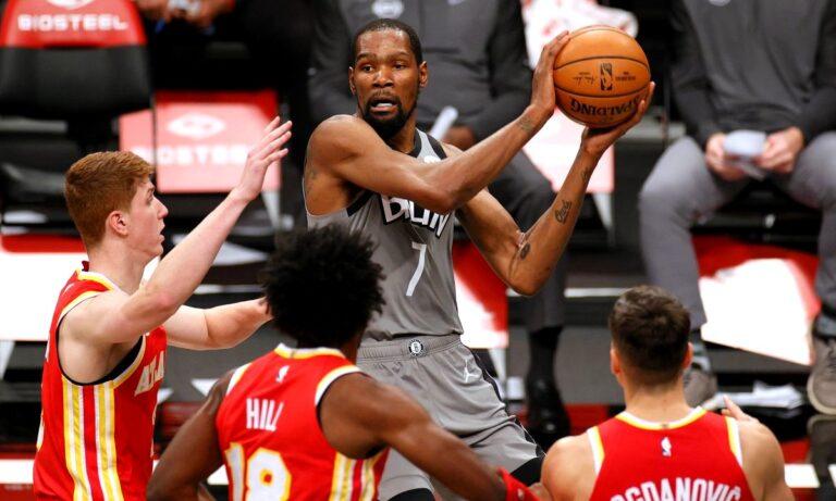 NBA: Στους… 286 πόντους κερδίζει ο Ντουράντ! (vids)