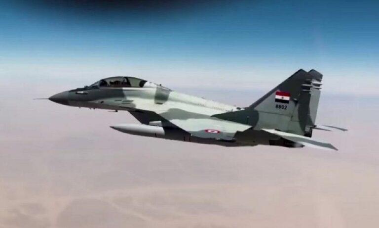 Λιβύη: Αιφνιδιαστικά η αιγυπτιακή Αεροπορία βομβάρδισε ανηλεώς μισθοφόρους της Τουρκίας