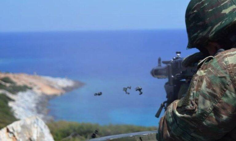 Σε ετοιμότητα το Ελληνικό Πεντάγωνο: Επιφυλακή για αποφυγή νέας πρόκλησης