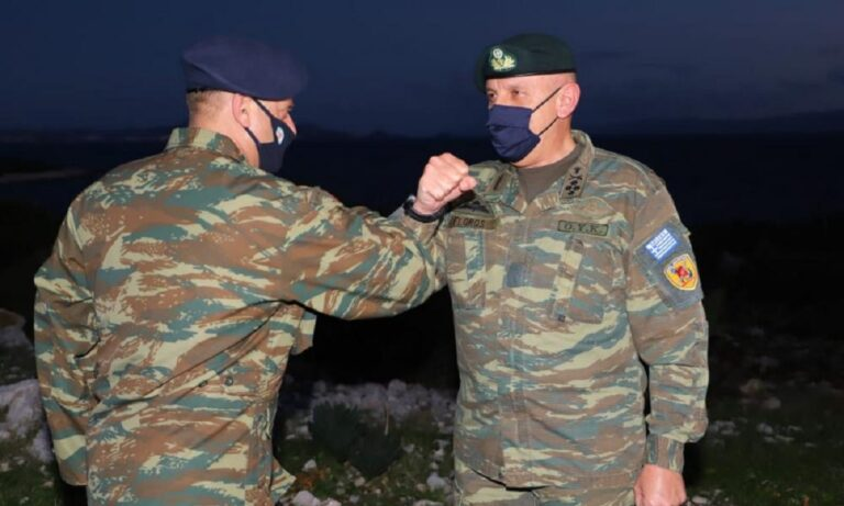 Ελληνοτουρκικά: Πώς ο Aρχηγός ΓΕΕΘΑ Φλώρος «τρέλανε» τους Τούρκους (pics)