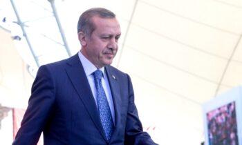ΕρντοΕρντογάν - «Ποδαρικό» με προκλητικές δηλώσεις: «Στέμμα του 2020 η Αγιά Σοφιά»γάν