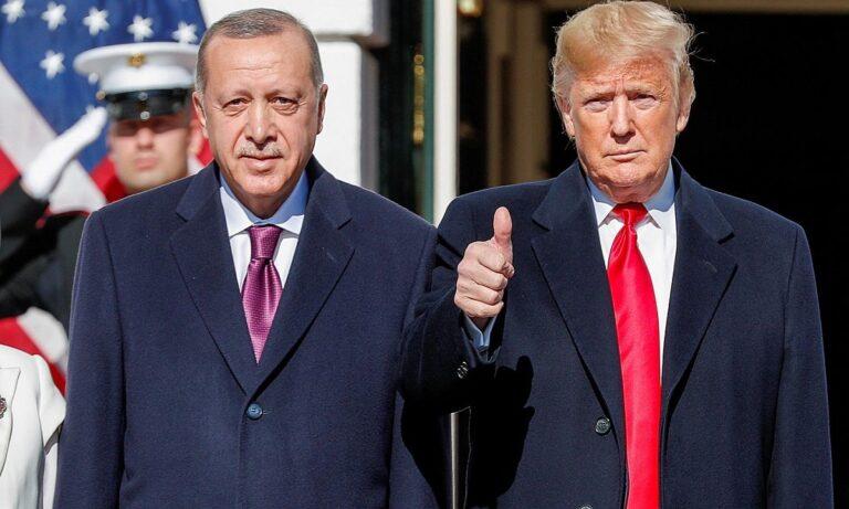 «Χαστούκι» των ΗΠΑ στην Τουρκία – Εγκρίθηκε το νομοσχέδιο που περιλαμβάνει κυρώσεις για τους S-400