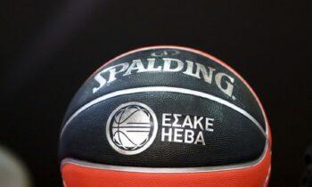 ΕΣΑΚΕ Η νίκη του Περιστερίου επί της Λάρισας στον επαναληπτικό αγώνα για την 8η αγωνιστική της Basket League, ξεκαθάρισε τα πρώτα δύο ζευγάρια στην πρώτη φάση των πλέι οφ.