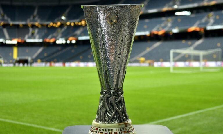 Europa League: Live streaming η κλήρωση – Μαθαίνει αντίπαλο ο Ολυμπιακός