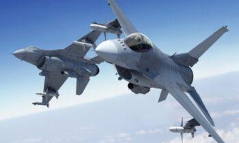 F-16: Μέσα στο μήνα που διανύουμε αναμένεται να φύγει το πρώτο F16 για το Μέριλαντ των ΗΠΑ προκειμένου να αναβαθμιστεί σε Vip