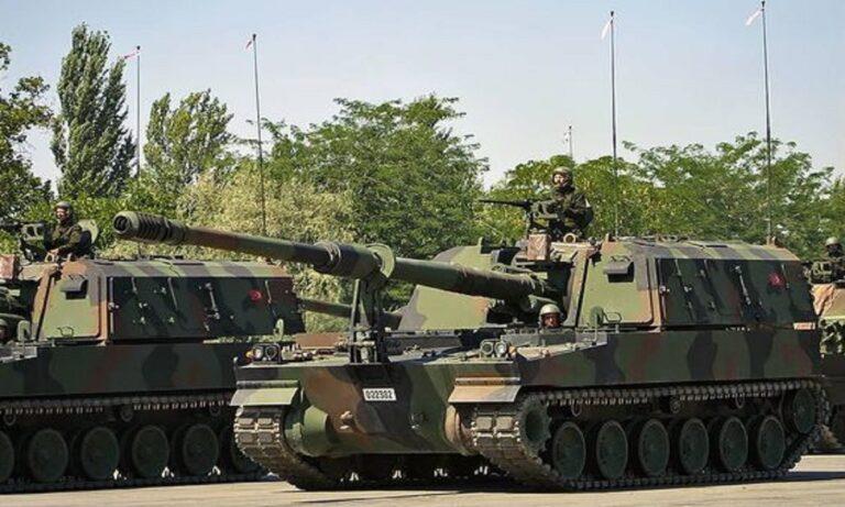 FIRTINA: Μόνο τα τρία πρώτα νέα Storm II θα έχουν γερμανικούς κινητήρες ενώ για τα υπόλοιπα οι Τούρκοι... ψάχνονται για λύση.