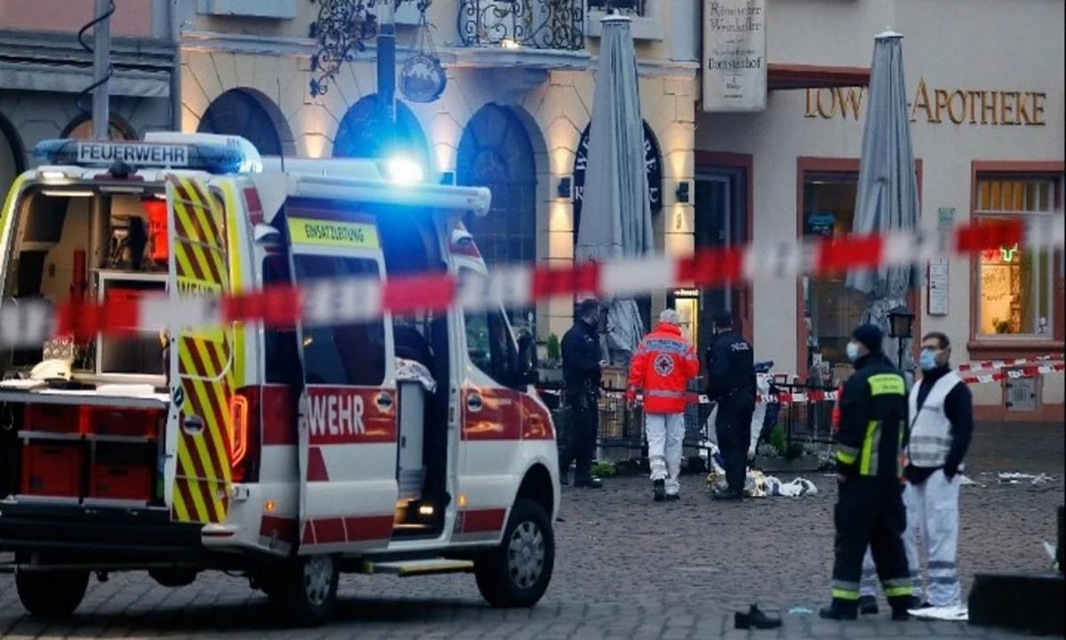 Επίθεση στη Γερμανία: Ένα αγγελούδι ανάμεσα στους 4 νεκρούς