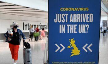 Βρετανία: Το σκληρό lockdown κρατάει «όμηρους» τους Ελληνες