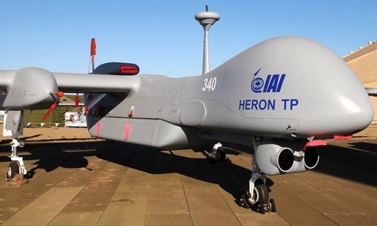 Μη Επανδρωμένα Αεροσκάφη Heron