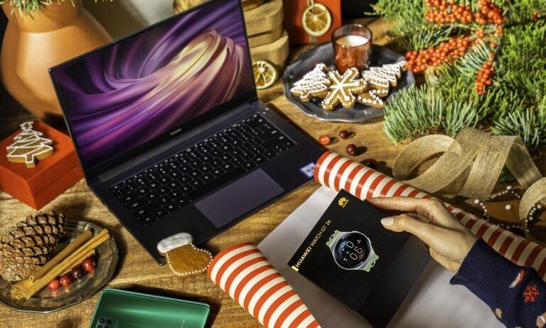 Huawei Xmas2020: Δώρα για εκείνον, για εκείνη, για όλη την οικογένεια!