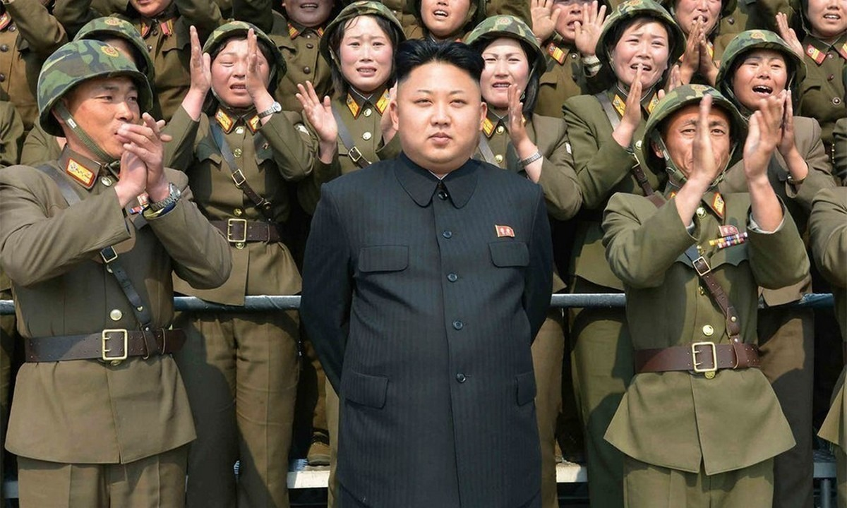 Βόρεια Κορέα: Με αυτόν τον τρόπο ο Κιμ Γιονγκ Ουν έχει μηδενίσει τα κρούσματα!
