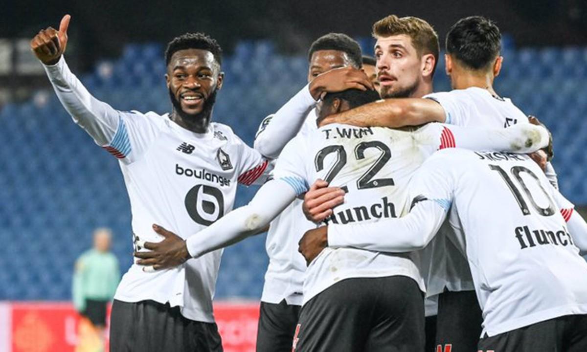 Ligue 1: Μεγάλη νίκη της Λιλ, 4άρα από Παρί (vid)