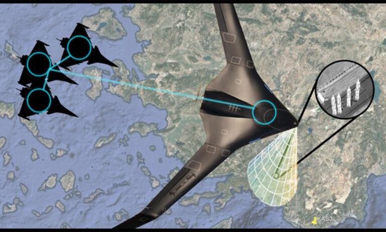 Eλληνικά drones: Έτσι θα επιχειρούν τα Lotus – Πώς θα εγκλωβίσουν τους Τούρκους