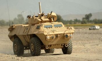 M1117 Ένοπλες Δυνάμεις