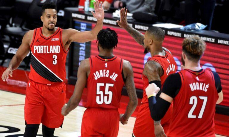 NBA: Επική μάχη ΜακΚόλουμ – Χάρντεν – Το… πήρε ο πρώτος με τριποντάρα στο τέλος (vids)
