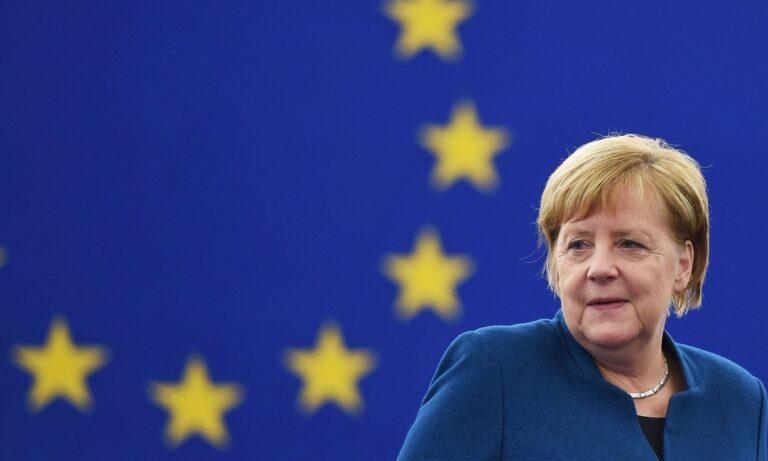 Μέρκελ: Πώς σχολίασε τη συμφωνία Ε.Ε.-Μεγάλης Βρετανίας