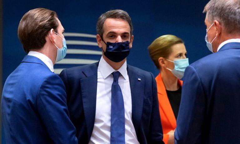 Μητσοτάκης: «Οι κυρώσεις στην Τουρκία δεν είναι αυτοσκοπός»