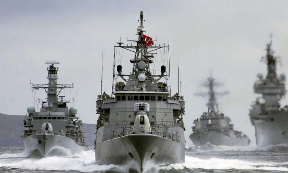 EKTAKTO στα Ελληνοτουρκικά: Νέα NAVTEX της Τουρκίας νότια της Κρήτης!