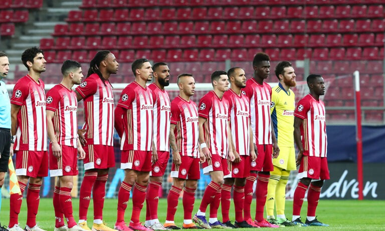 Ολυμπιακός: Με την Αϊντχόφεν στους «32» του Europa League!