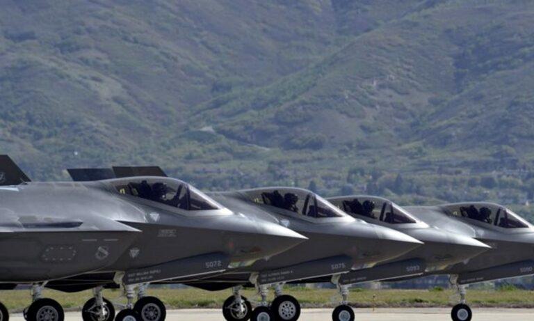 Έρχεται η ανατροπή στη Μεσόγειο: 50 F-35 και 18 «drones Reaper» στα ΗΑΕ!