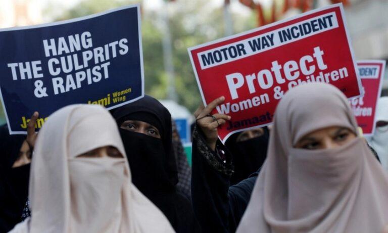 Πακιστάν: Υπεγράφη ο νόμος κατά των βιασμών – Χημικοί ευνουχισμοί