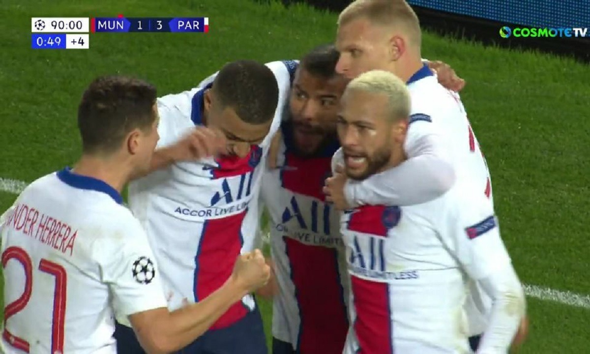 Champions League: Η Τσέλσι ισοπέδωσε τη Σεβίλλη – Άλωσε το Μάντσεστερ η Παρί (vids)