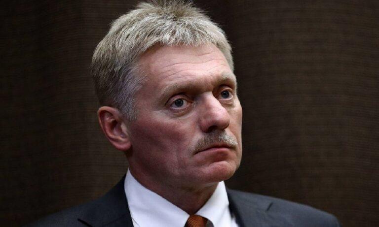 Ρωσία: Η Μόσχα θα συνεχίσει να εξηγεί τη θέση της για την Κριμαία στην Τουρκία με υπομονετικό και σταθερό τρόπο, αυτό το ζήτημα παραμένει πηγή σοβαρών διαφορών μεταξύ των δύο κρατών, δήλωσε ο εκπρόσωπος του Κρεμλίνου Ντμίτρι Πεσκόφ στους δημοσιογράφους την Παρασκευή.