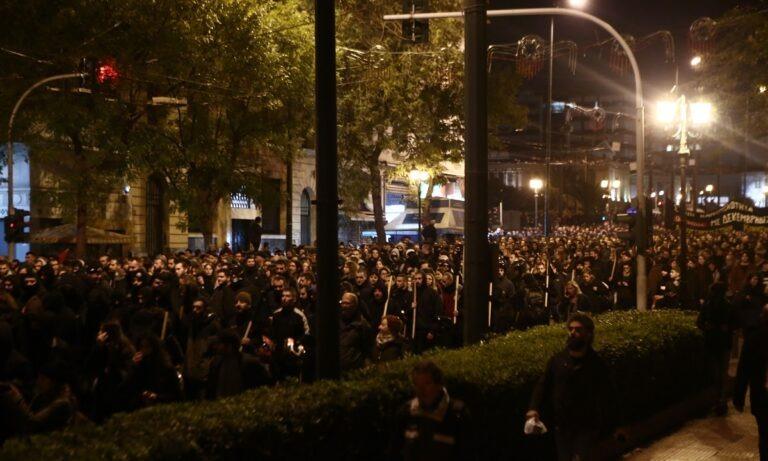 Επέτειος Γρηγορόπουλου: Απαγόρευση συναθροίσεων – Κλείνουν έξι σταθμοί του μετρό