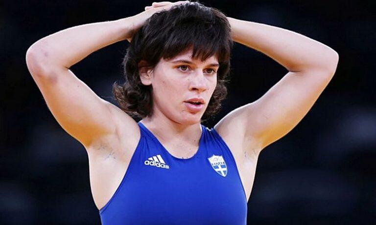Σπουδαία Πρεβολαράκη: Χρυσό μετάλλιο στο Παγκόσμιο Κύπελλο πάλης!