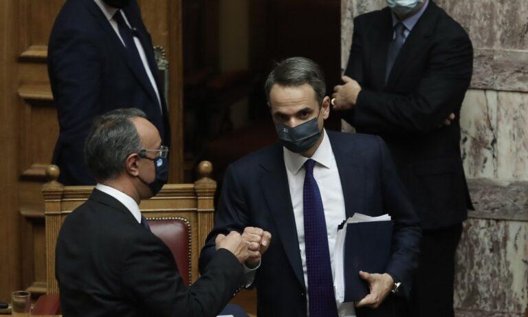 Βουλή: Υπερψηφίστηκε με 158 «ναι» ο προϋπολογισμός του 2021