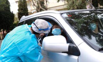 Κορονοϊός: Πραγματοποιήθηκε την Κυριακή (28/2) η καθιερωμένη ενημέρωση του ΕΟΔΥ για την κατάσταση της πανδημίας στη χώρα.