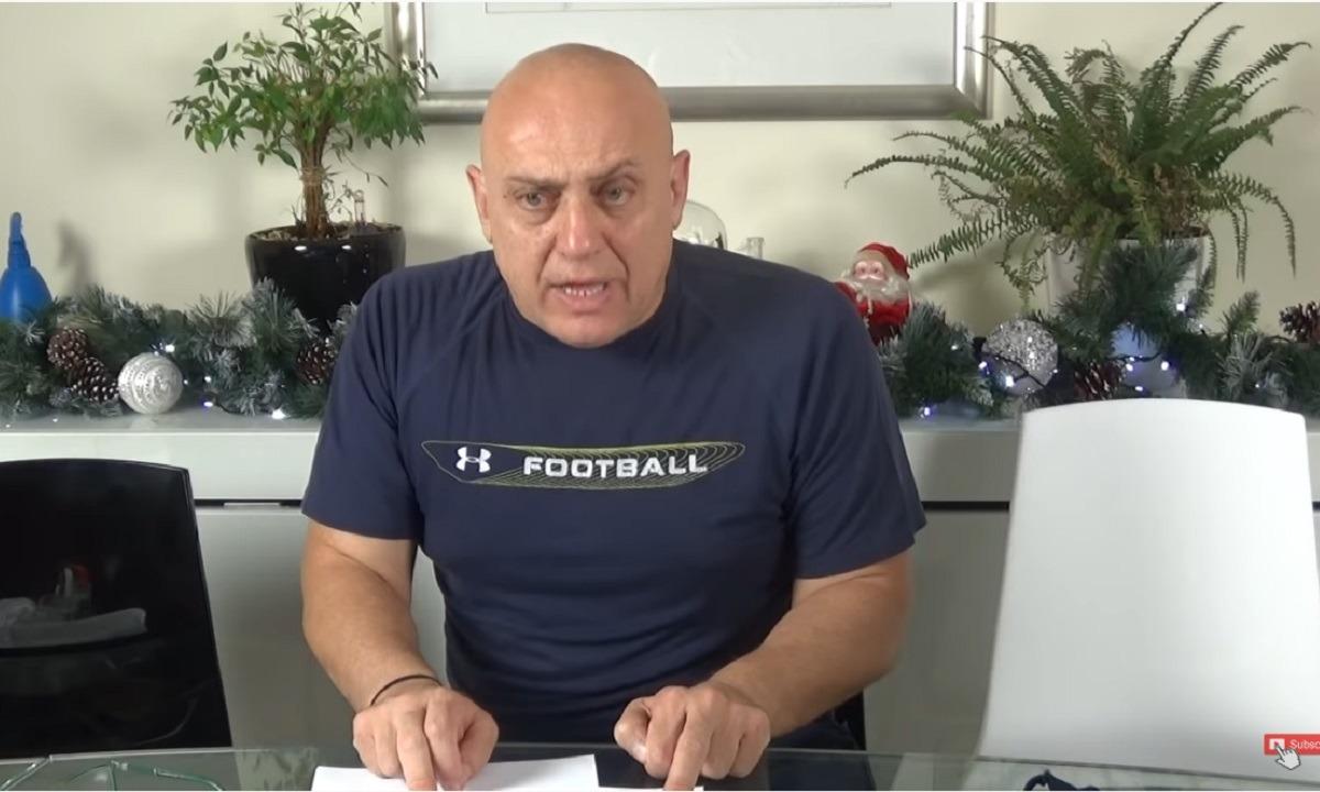 Ραπτόπουλος: «Δραματικός ο ΠΑΟΚ, με το ζόρι προπονητής ο Γκαρσία»