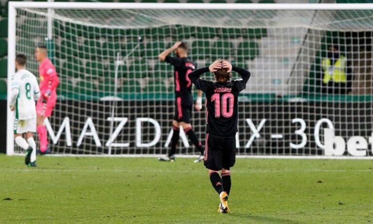 Έλτσε - Ρεάλ Μαδρίτης 1-1: Γκέλα με κερδισμένη την...Ατλέτικο!
