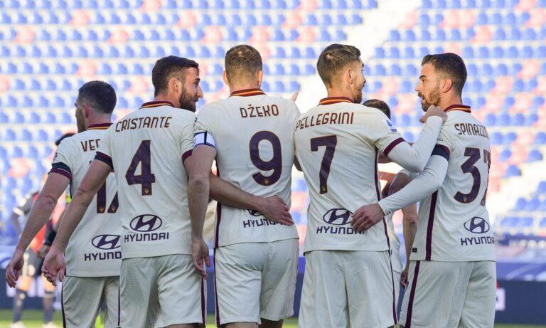 Serie A: Σάρωσε η Ρόμα, με ανατροπή η Νάπολι (vids)