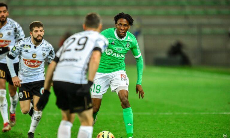 Σεντ Ετιέν – Ανζέ 0-0: Ούτε τώρα (vid)