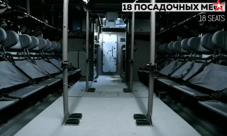 Πολεμικά σκάφη Καλάσνικοφ