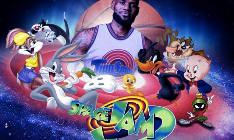 Breaking News: Συνεργασία Microsoft – Space Jam: A New Legacy