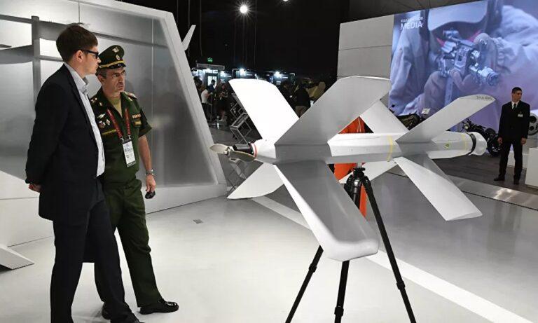 Η Καλάσνικοφ ετοιμάζει νέα drones-καμικάζι: Τα εντυπωσιακά χαρακτηριστικά τους