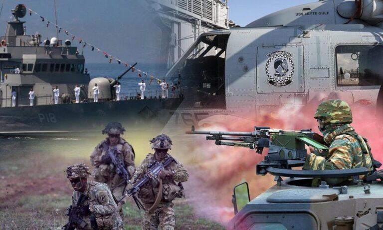 Ελληνοτουρκικά: Σε απόλυτη ετοιμότητα οι Ένοπλες Δυνάμεις – «Τείχος» γύρω από το Καστελόριζο