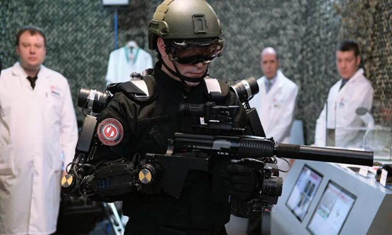 Σούπερ-στρατιώτες: Η Γαλλία ανοίγει δρόμο για την ενίσχυση των στρατιωτών της