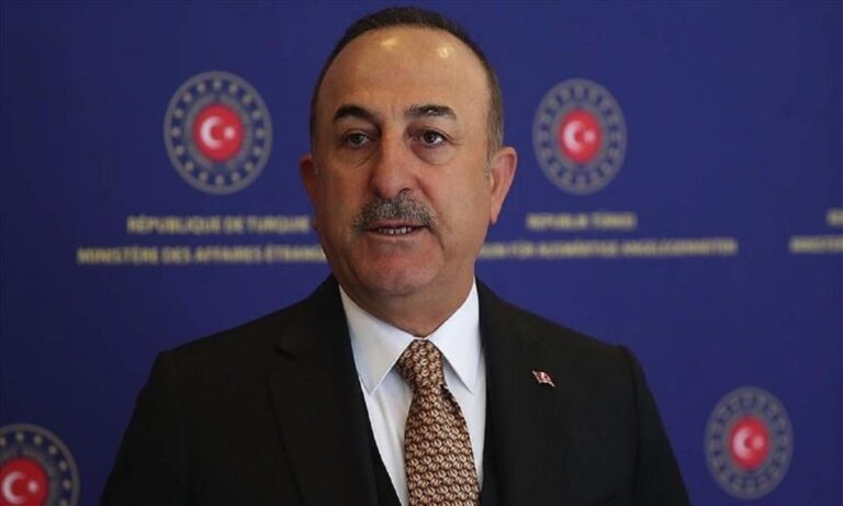 Τουρκία: Ο Τούρκος υπουργός Εξωτερικών Μεβλούτ Καβούσογλου ενημέρωσε τους διπλωμάτες αυτήν την εβδομάδα για νέα ραντεβού στο εξωτερικό.