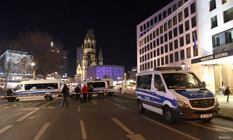 Βερολίνο: Στους δρόμους 3.000 αστυνομικοί για την παραμονή της Πρωτοχρονιάς