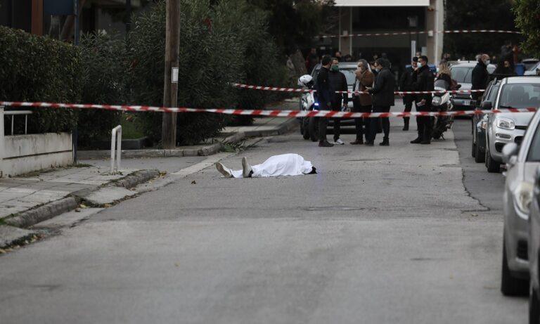 Μαφιόζικη εκτέλεση με ένα νεκρό στην οδό Υμηττού στα Βριλήσσια! (pics)