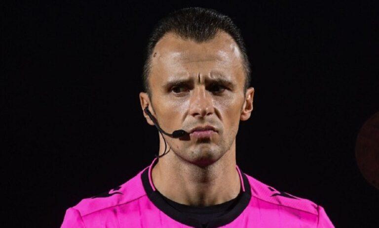 Super League: Βόσνιος διαιτητής στο ΑΕΚ-Παναθηναϊκός