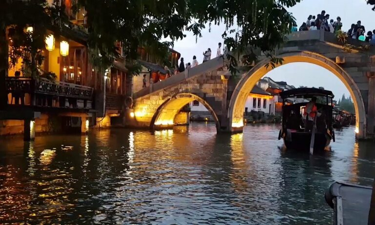 Wuzhen: Η αρχαία «πόλη του νερού» της Κίνας!